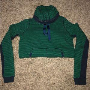 Lululemon Green Pullover